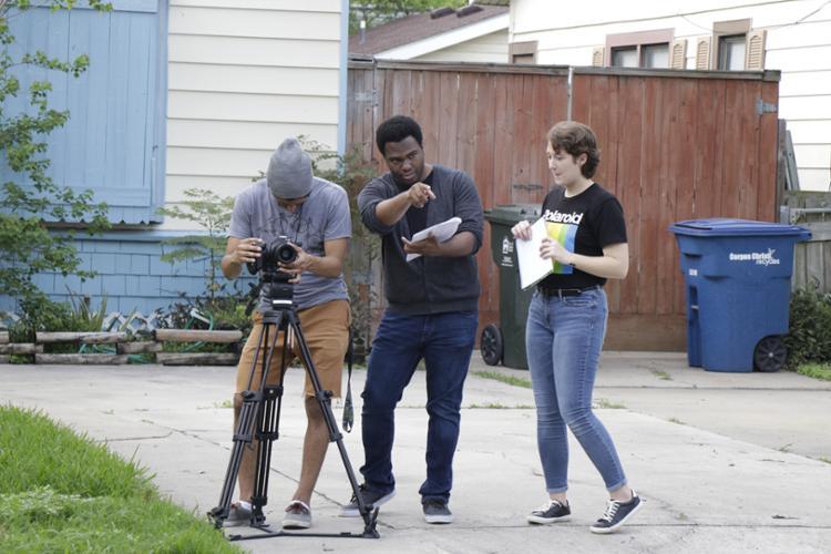 Media Production Senior Expands Creative Horizon with National Miami Internship