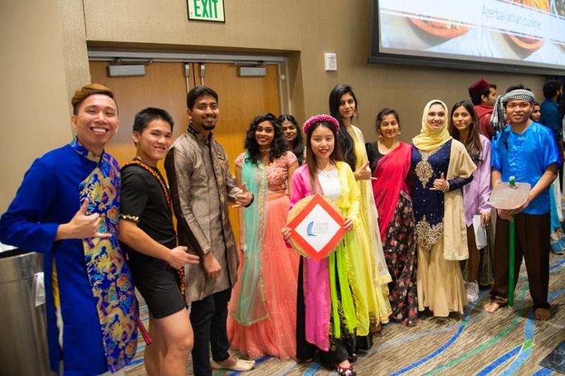 Island University Celebrates International Education as the Key to Growth