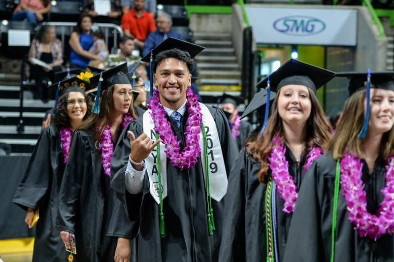 Dec. 14: Fall 2019 Commencement